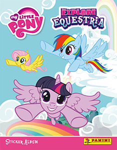 Panini My Little Pony. Explore Equestria