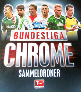 Topps Bundesliga Chrome 2013-2014