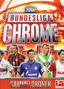Topps Bundesliga Chrome 2014-2015