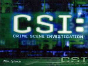 Strictly Ink CSI: Crime Scene Investigation