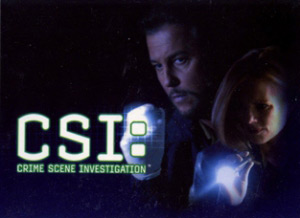 Strictly Ink CSI: Crime Scene Investigation. Series 2