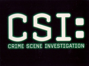 Strictly Ink CSI: Crime Scene Investigation. Series 3
