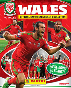 Wales. We're going to France!