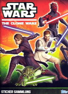 Topps Star Wars - The Clone Wars