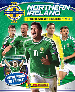 Panini Northern Ireland. We're going to France!