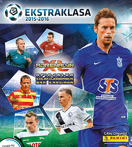 Ekstraklasa 2015-2016. Adrenalyn XL