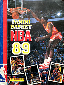 NBA Basketball 1988-1989