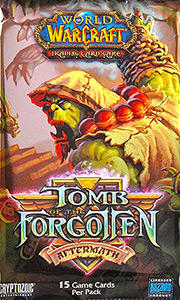 Cryptozoic World Of Warcraft: Tomb of the Forgotten