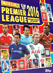 Topps English Premier League 2015-2016