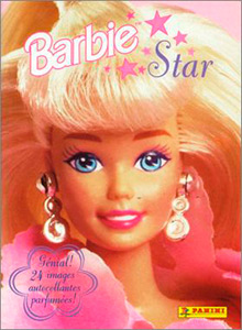 Panini Barbie Star