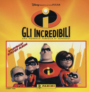 The Incredibles Storybook