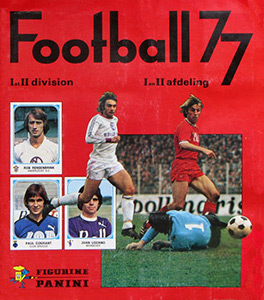 Football Belgique 1976-1977