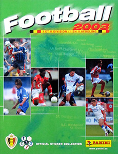 Football Belgique 2002-2003