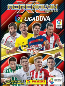 Liga BBVA 2015-2016. Adrenalyn XL
