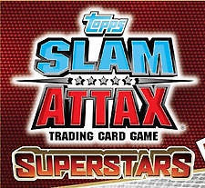 Topps Slam Attax Superstars