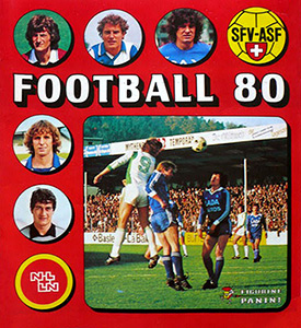 Football Switzerland 1979-1980