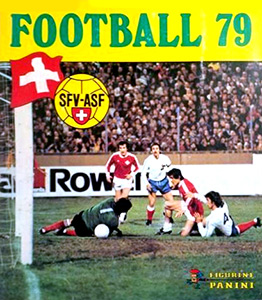 Panini Football Switzerland 1978-1979