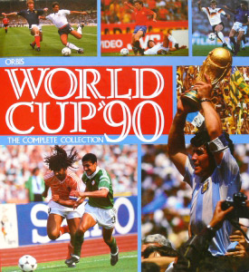 ORBIS 1990 WORLD CUP COLLECTION-#125-SCOTLAND-GRAEME SHARP