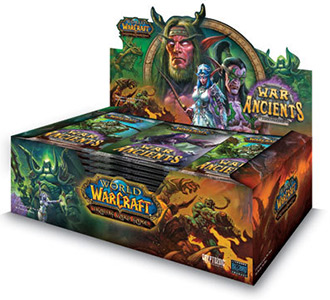 Cryptozoic World Of Warcraft: War of the Ancients