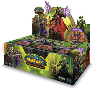 Cryptozoic World Of Warcraft: Betrayal of the Guardian
