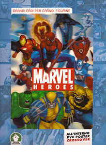Preziosi Collection Marvel Heroes