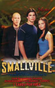 Smallville Season 3 Generations Chase Card G-7