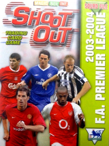 Shoot Out Premier League 2003-2004