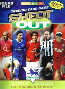 Shoot Out Premier League 2004-2005