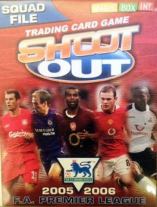 Shoot Out Premier League 2005-2006