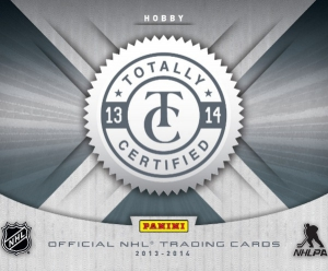 Totally Certified Hockey 2013-2014