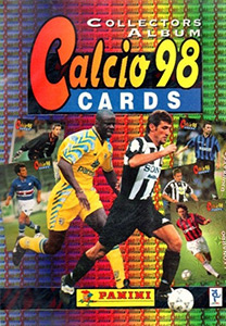 Panini Calcio Cards 1997-1998