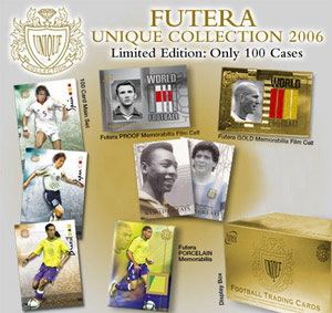 Futera World Football UNIQUE 2006