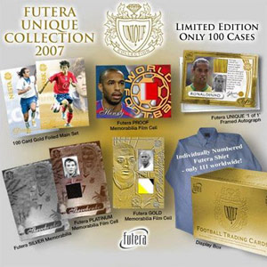 Futera World Football UNIQUE 2007