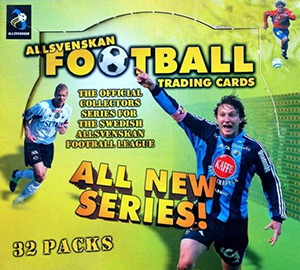 The Card Cabinet Allsvenskan Football 2003