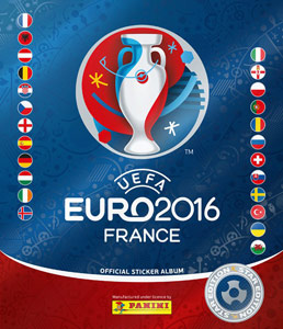 UEFA Euro France 2016. Star Edition (Swiss edition)