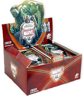 Upper Deck Marvel vs System - Origins