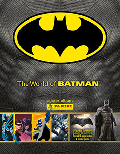 Panini The World of Batman