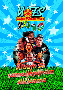 Aquarius World Football Stars 2010
