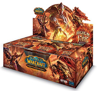 Cryptozoic World Of Warcraft: Reign of Fire