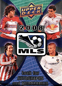 Upper Deck MLS 2008