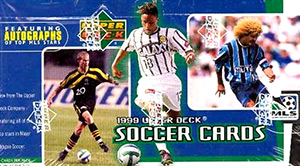 Upper Deck MLS 1999