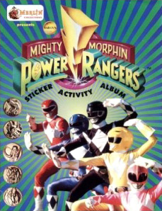 Merlin Power Rangers