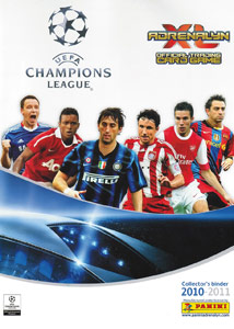 Panini UEFA Champions League 2010-2011. Adrenalyn XL