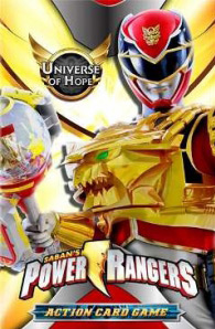 Power Rangers: Universe of Hope. Series 3