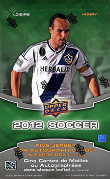 Upper Deck MLS 2012