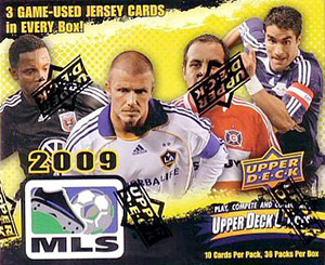 Upper Deck MLS 2009