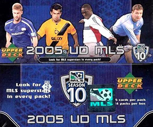 Upper Deck MLS 2005