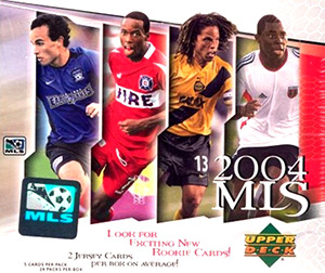 Upper Deck MLS 2004
