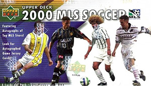 Upper Deck MLS 2000