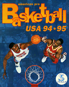 SL Italy Basketball USA 1994-1995